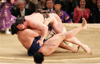 大相撲優勝決定戦